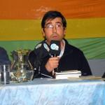Santiago Martinez - Libres del Sur en panel